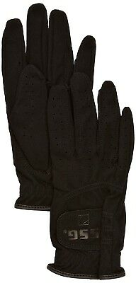 (5, Black) - SSG Grand Prix Riding Gloves. Huge Saving