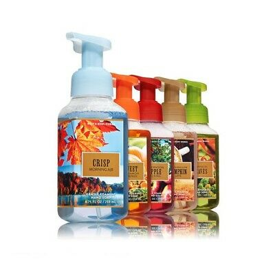 Autumn/Fall Bucket List Gentle Foaming Hand Soap 8.75 fl oz Bath And Body Works