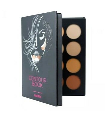 Australis Contour Book 24pc Palette Highlight FREE SHIPPING