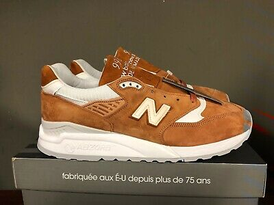 official photos b2a04 521f8 New Balance Men s M998 Lifestyle Shoes