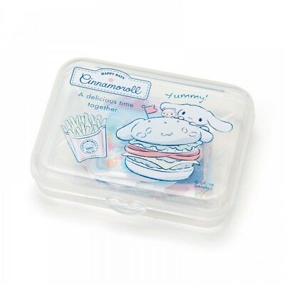 New Sanrio  Cinnamoroll Plastic cased stickers From Japan F/S