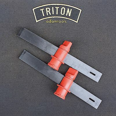 Triton router table RTA300: Two Straight Pressure Finger With stand (two) - used
