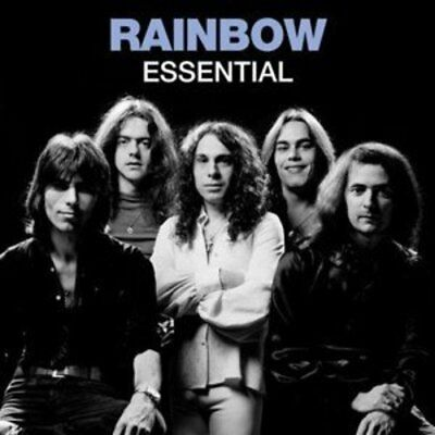 Rainbow - Essential (2014) - Best Of / Greatest Hits - CD Neu & OVP