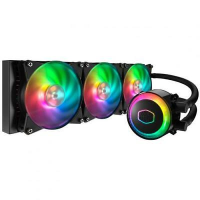 Cooler Master MasterLiquid ML360R All in One Watercooling with 3 X Addressable R