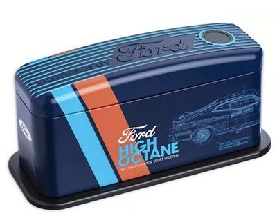 2018 Ford Motorsport Seven Coin Collection Tin Only Rare
