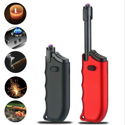 New Touch-senstive Switch lighters USB Windproof flameless Electronic charging