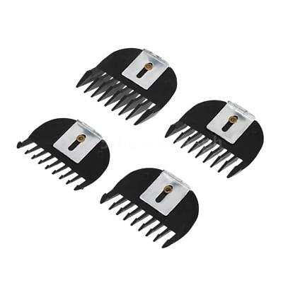 4 Sizes Limit Comb Hair Clipper Guide Attachment for Electric Hair Clipper Y1G7