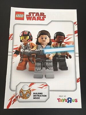 Parts List Building Instructions Only For Toys R Us Lego Nexo