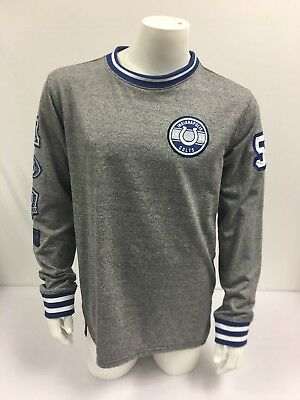 Indianapolis Colts NFL Team Apparel Sweatshirt - Mens Size L NWOT Long  Sleeve 5c41badd0