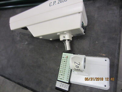 CSO CP2033 Auto Chart Projector with remote and wall mount; our 19 years on ebay