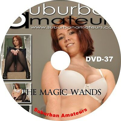 MAGIC WANDS Fiona cooper Type coster DVD