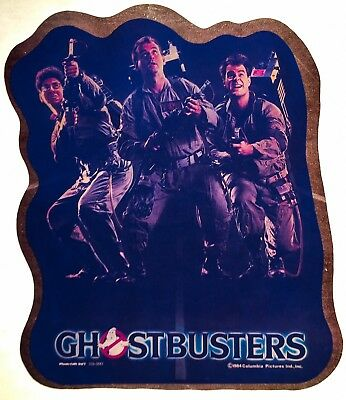 Last1 VTG 80s Ghostbusters bill Murray Halloween comedy movie DS t-shirt iron-on