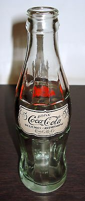Bottle Coca-cola Made in Colombia Commemorative 1886 1986 100 Years Coke Limited