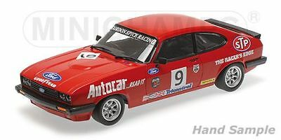 Ford Capri 3,0 Brands Hatch BSCC Gordon Spice #9 1:18 Minichamps