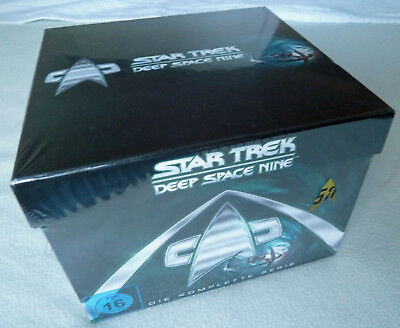Star Trek - Deep Space Nine: Die komplette Serie (48 Discs) - NEU / OVP