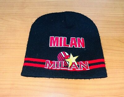CAPPELLO BERRETTO CALCIO Milan Aimc 1967 Club Albano Fermo Take Two ... 512a6ce5c480