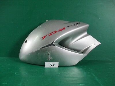 Scocca carena fianchetto anteriore sinistro front side fairing Yamaha TDM 900