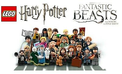 Pick your own! 🧙 LEGO 71022 Harry Potter Fantastic Beasts 🦄 Minifigure