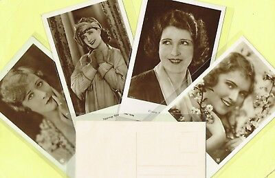 ROSS VERLAG - 1920s Film Star Postcards produced in Germany #1932 to #2011
