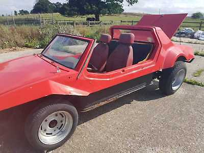 Beach Buggy Kit Car Project VW Beatle Chassis project barn find