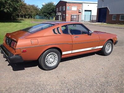 1977 Toyota Celica Gt Ra29 Liftback Coupe Rock Solid Tax Exempt
