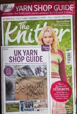 The Knitter Magazine - Issue 127 - 2018 + Free Gift