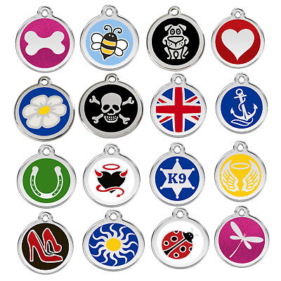 ENGRAVED DOG / CAT IDENTITY TAGS (Massive Selection With A Lifetime Guarantee)
