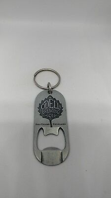 Odell Brewing Co Key Chain Bottle Opener Fort Collins Colorado