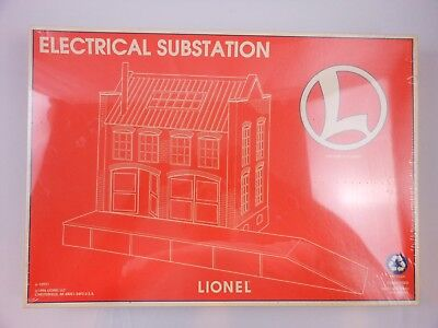 NEW SEALED LIONEL Electrical Substation 6-12931 - $24 99 | PicClick