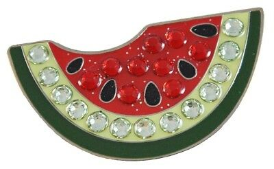 Navika Watermelon. Crystal Ball Marker with Hat Clip. Navika USA Inc.