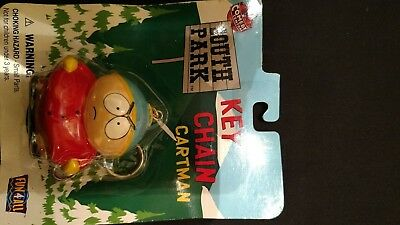 South Park Cartman Figurine Key Chain 2""