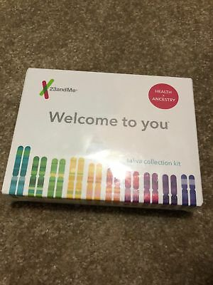 New 23andMe DNA Test - Health + Ancestry Personal Genetic Service - 90+ Report