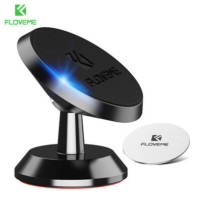 Universal 360° Rotating Holder Car Magnetic Mount Stand For Cell Phone PDA