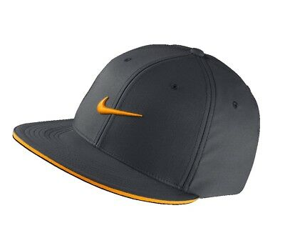 af62f659d6d NIKE GOLF TRUE Statement Hat Flat Bill Cap 727032 - Pick Color ...