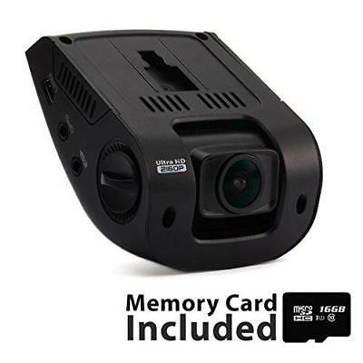 "Rexing V1 3rd Generation 4K UHD WiFi Car Dash Cam 2.4"" LCD 170° Wide Angle"