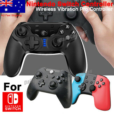 2018 Wireless Pro Controller Gamepad Joypad Joystick Console For Nintendo Switch