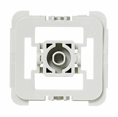 eQ-3 Homematic 103091 Adapter für Gira 55, 3-er Pack