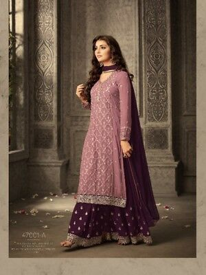 Salwar Kameez Indian palazzo Designer Party Wear Ethnic Bollywood Anarkali suit
