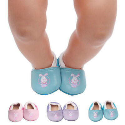 18 Inch American Girl Lovely Cute Shoes Fits Doll Accessory PU Girls' Toy