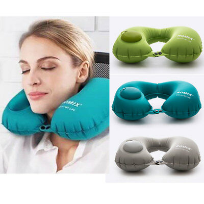 Memory Foam U Shaped Travel Pillow Neck Head Rest Sport Cushion Travel Airplane