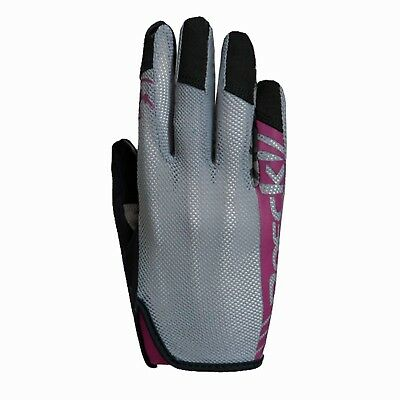 (6.5, grey) - Roeckl Teens riding gloves TORINO. Delivery is Free