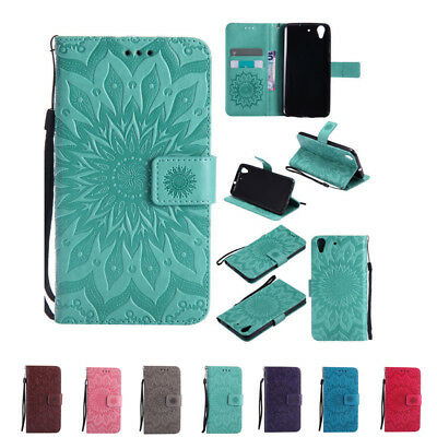 """For Huawei Y6ii Y6 ii 2 CAM L03 L21 L23 5.5"""" PU Leather Stand Wallet Case Cover"""