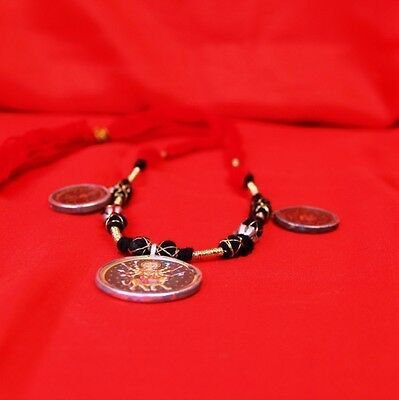 Old Ethnic And Tribal Neck Piece Vintage Pendant Silver Pendant-Ebay3468R24