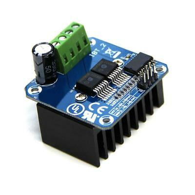 BTS7960B 43A Double DC Stepper Motor Driver H-Bridge PWM For Arduino Smart Car