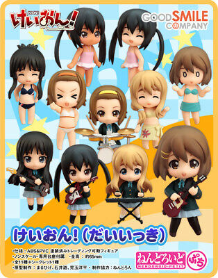 K-ON UK DSP Kyoto Animation Collection #3 TRADING CARDS 6 cards pack