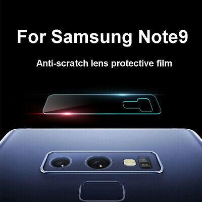 For Samsung Galaxy Note 9 Back Camera Lens HD Clear Anti-scratch Protective Film