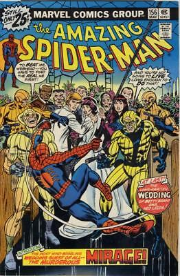 Amazing Spider-Man #156 ~ May 1976 ~ 9.0 VF/NM ~ Excellent Copy! ~  Near Mint
