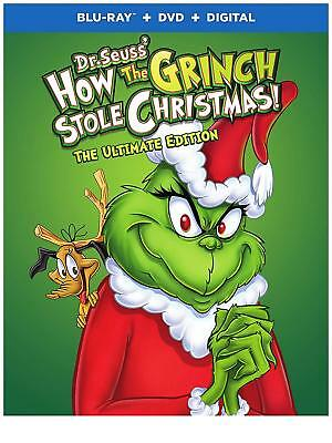 Dr. Seuss' How the Grinch Stole Christmas (Blu-ray)(Region Free)