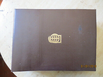 No--18 - FDC  ALBUM  -1977--1980  COLLECTION  OF COVERS  --98  FDC'S --HUGE  ///