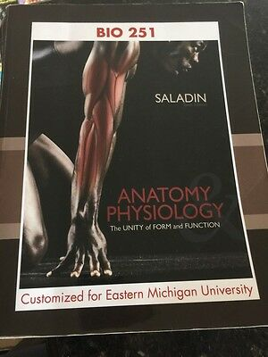 ANATOMY AND PHYSIOLOGY:THE Unity of Form and Function Cushman 8th ...